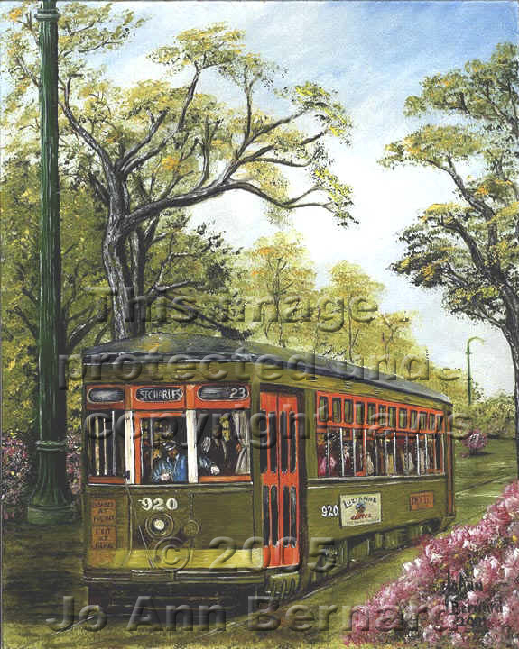 Click here to view Street Car Paintings